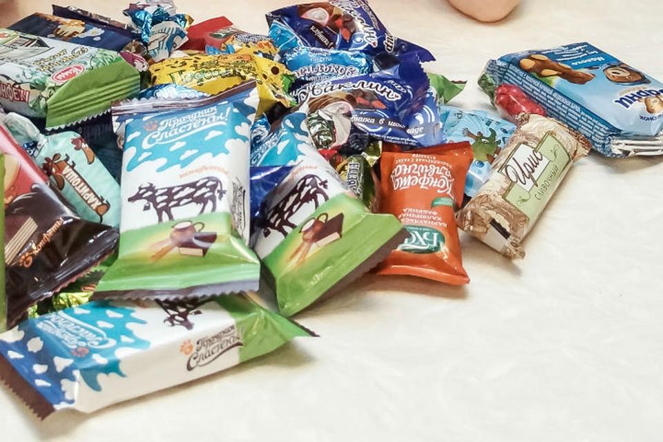В Кирове на краже 10 шоколадок попался мужчина из федерального розыска.