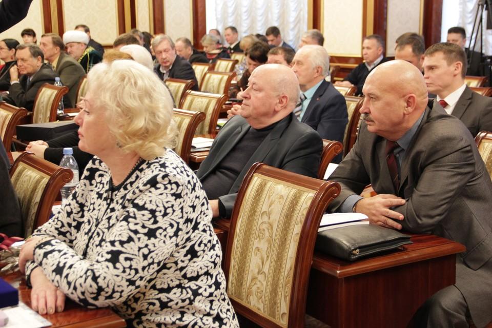В новом составе Общественная палата проводит по двадцать мероприятий в месяц