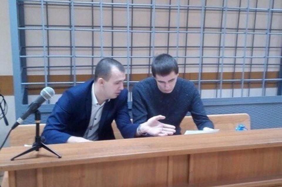 В Хабаровске начался судебный процесс по делу об убийстве Андрея Драчева ФОТО: criminal_khv
