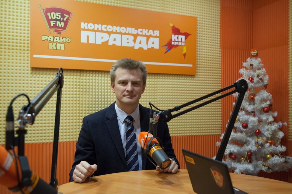 Главный врач Ставропольской краевой клинической психиатрической больницы № 1 Олег Боев