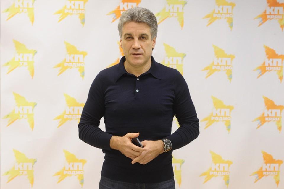 Президент медиахолдинга «Красная звезда» Алексей Пиманов