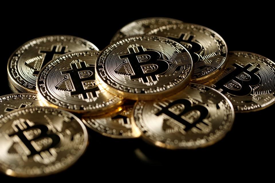 Биткоины - виртуальная валюта.