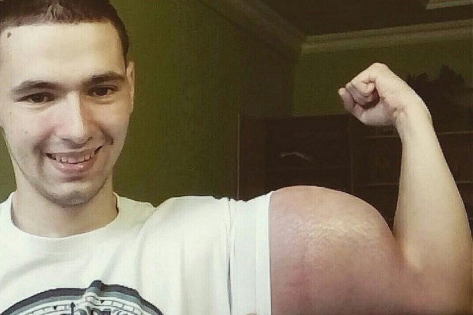 Кирилл Терешин продолжает зарабатывать на рекламе. Фото: личная страница героя публикации в соцсетях