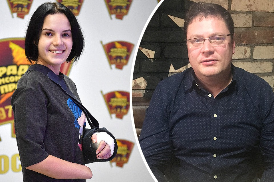 Микрохирург Тимофей Сухинин спас кисть Маргарите Грачевой, жертве ревнивого мужа-садиста.