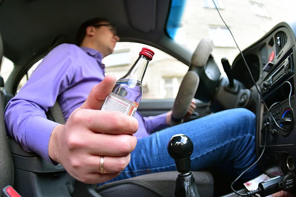 МВД подготовило поправки в закон, которые не дадут уйти от ответственности пьяным водителям
