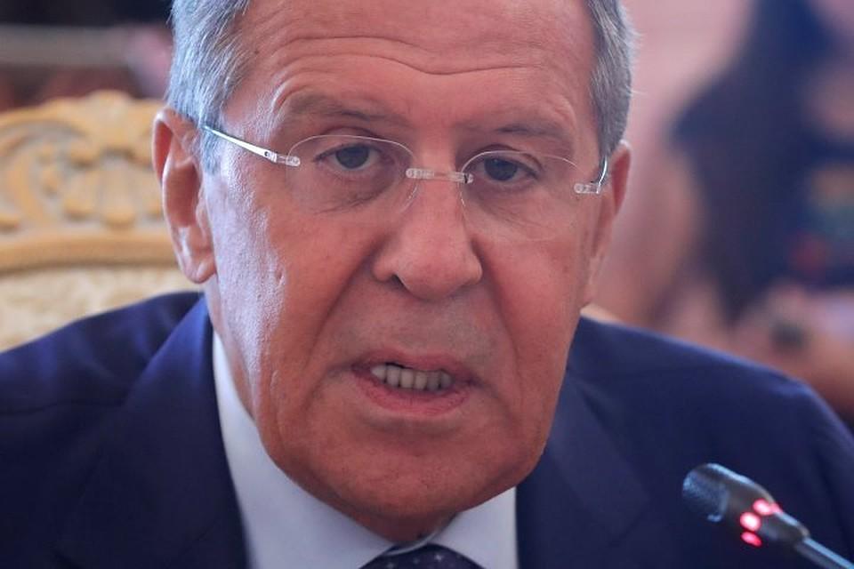 Лавров: Россия не подпишет Договор о запрещении ядерного оружия