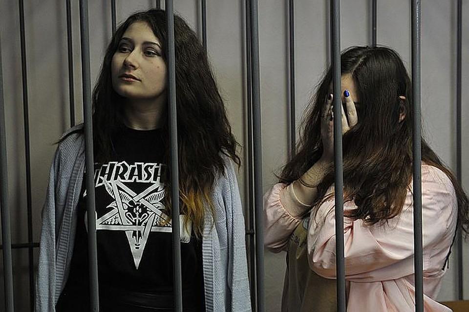 Хабаровские живодерки отправились в женскую колонию