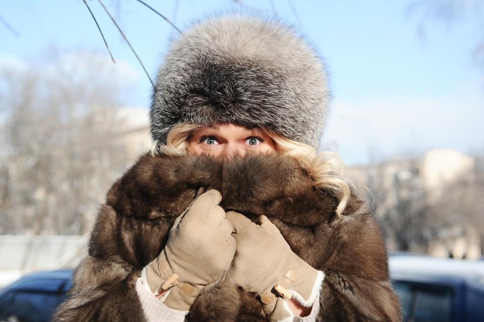 Морозы простоят в Челябинске всю неделю.
