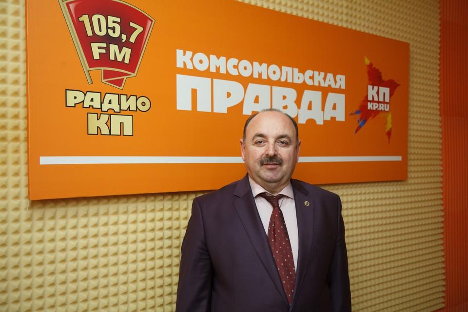 Главный детский стоматолог края и СКФО Владимир Зеленский