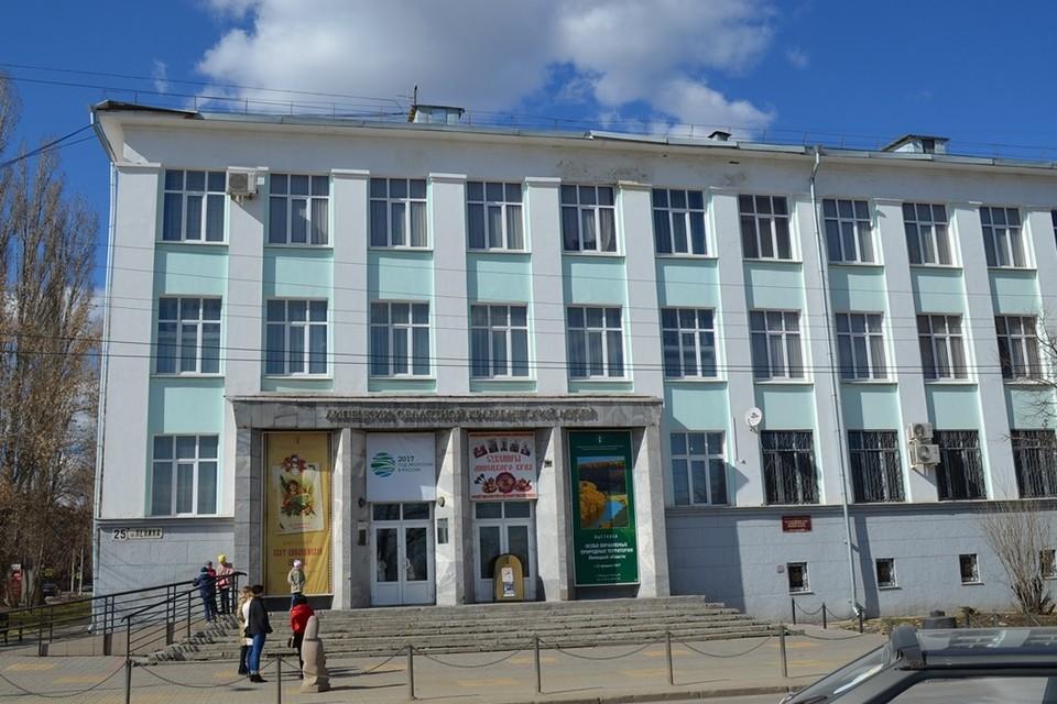 В краеведческом музее открывается выставка «Древнейшая история Липецкого края»