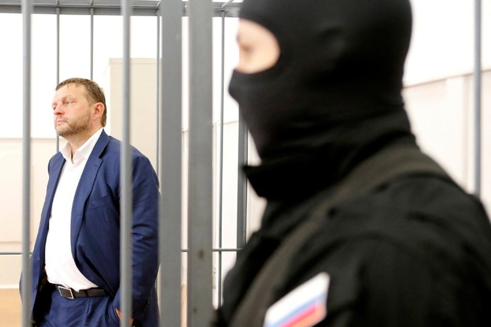 1 февраля Пресненский суд Москвы приговорил экс-чиновника к восьми годам лишения свободы