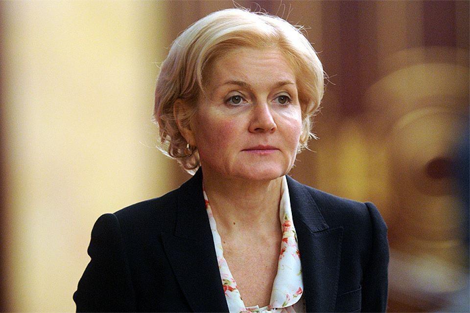 Вице-премьер России Ольга Голодец