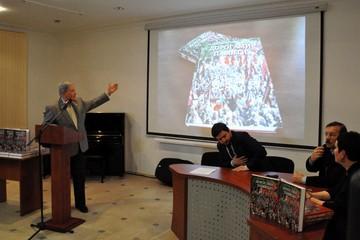 В Кишиневе презентовали книгу «Дорогами памяти»