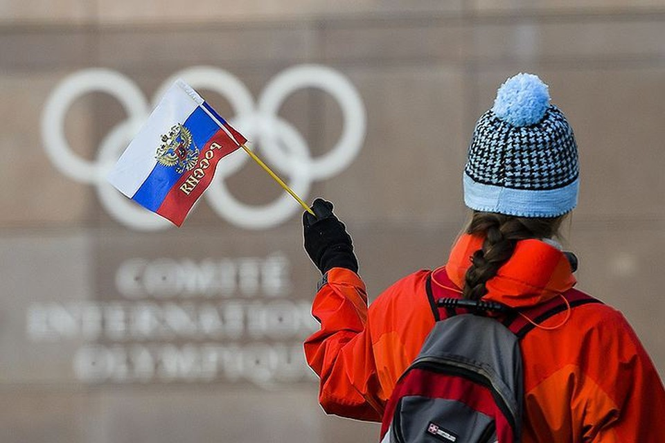 Российские спортсмены столкнулись с дискриминацией на Олимпиаде