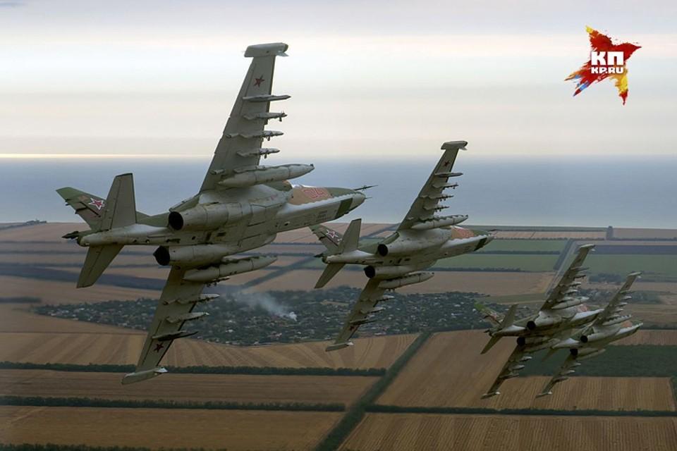 Обновленный Су-25 неуязвим для ракетных ударов ПЗРК