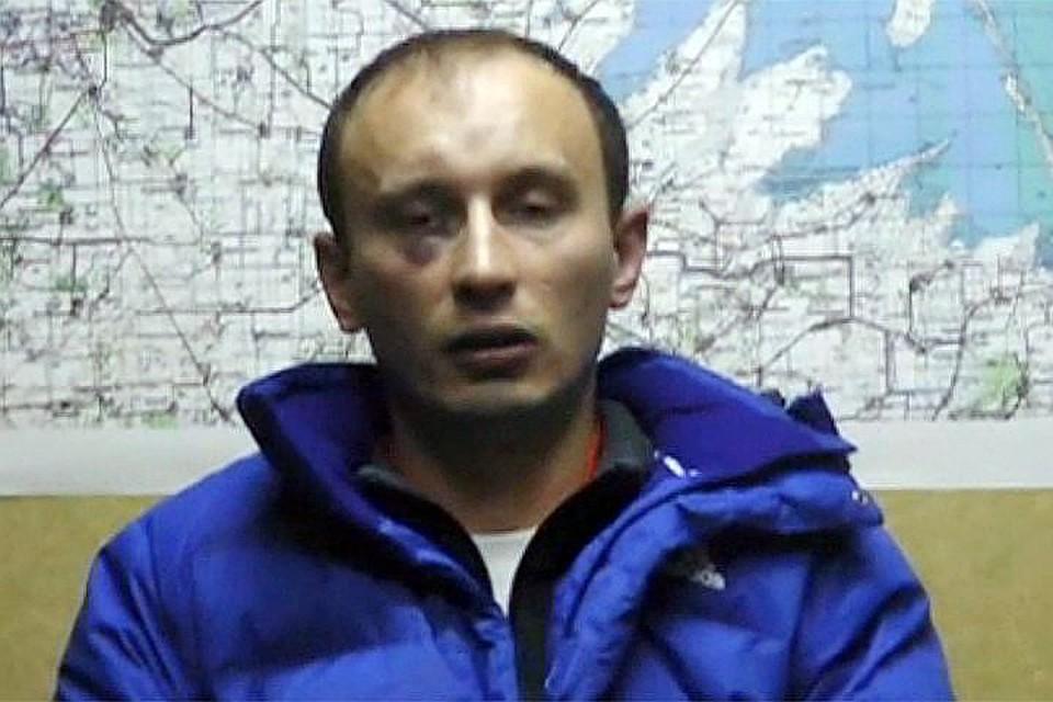 Александр Баранов - один из похищенных военнослужащих