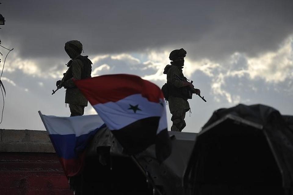 Минобороны опровергло слухи об атаке дронов на «Хмеймим» 1 января