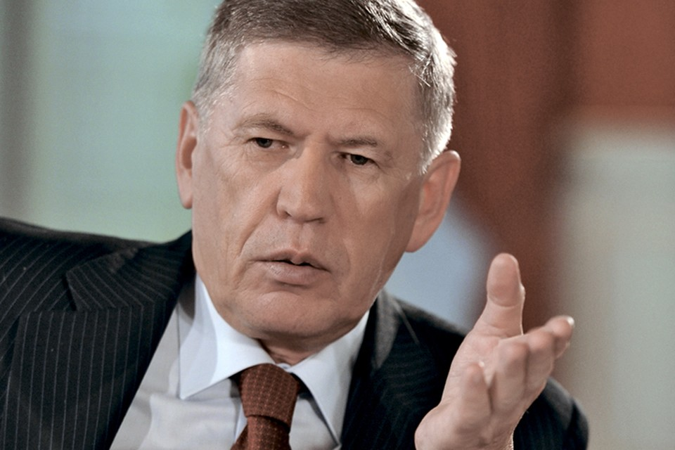 Владимир Сунгоркин, главный редактор и генеральный директор Издательского дома «Комсомольская правда»
