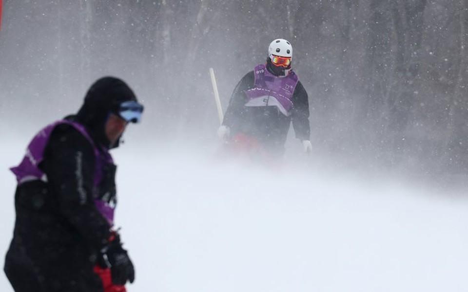 Ветер в Пхенчхане изменил расписание соревнований