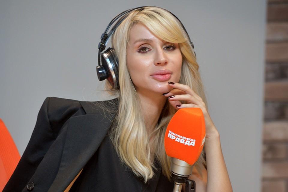 Светлана Лобода в гостях у Радио «Комсомольская правда»
