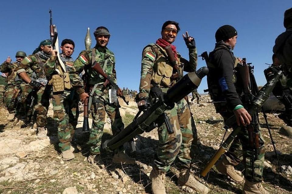 Курды посмеялись над Эрдоганом, «остановившем» ввод сирийских войск в Африн