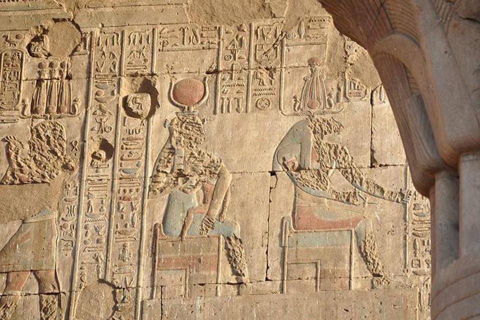 Сообщается, что храм был найден в районе Телль эль-Фараин, где ученые и ранее находили древнеегипетские памятники