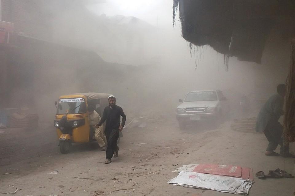 В Афганистане произошел взрыв, погиб как минимум один человек