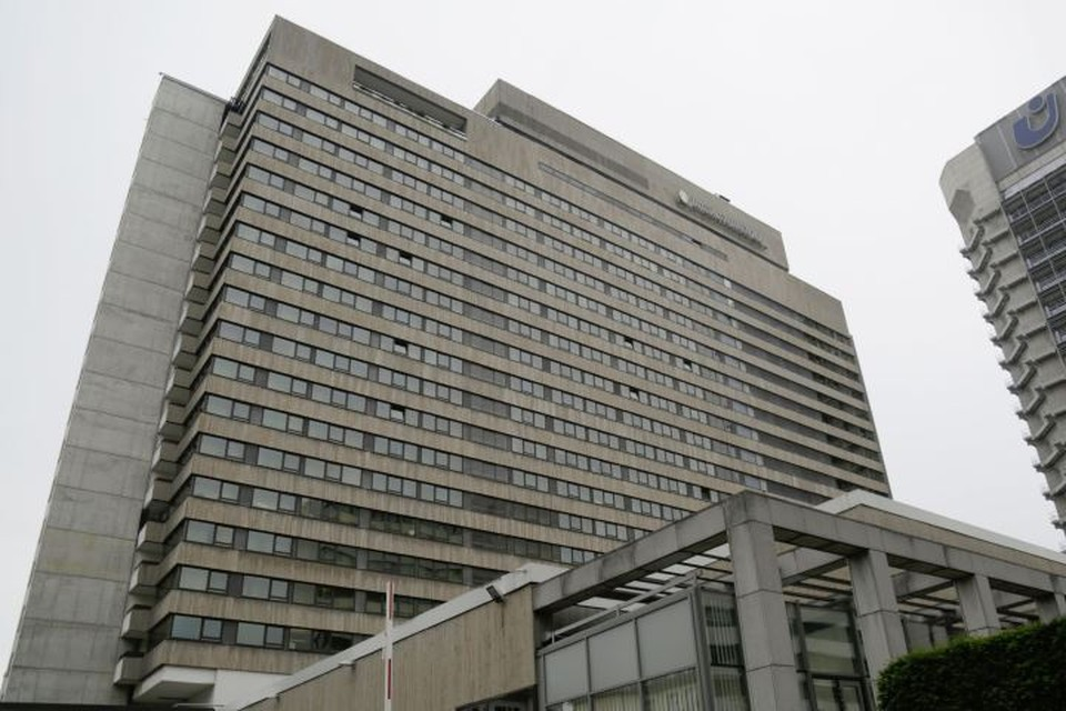 Отель Intercontinental во Франкфурте