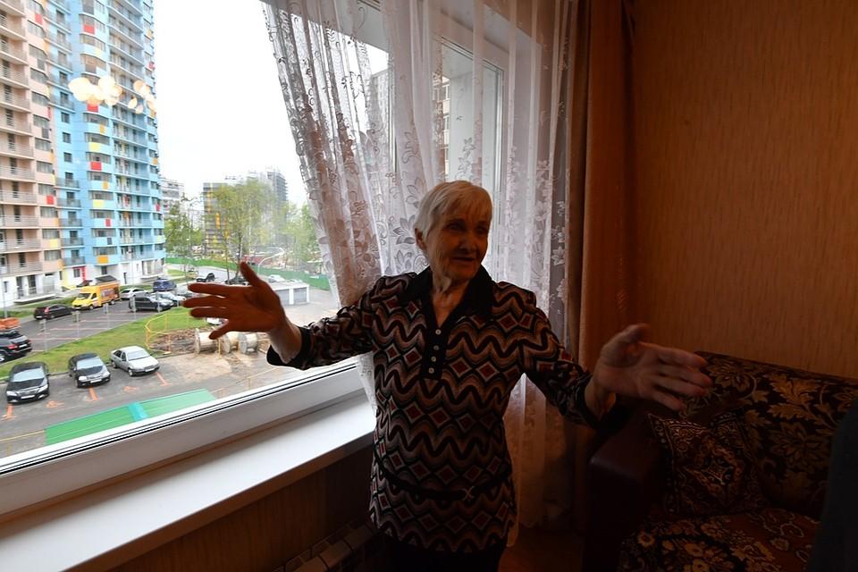 Видео снятое пожилыми