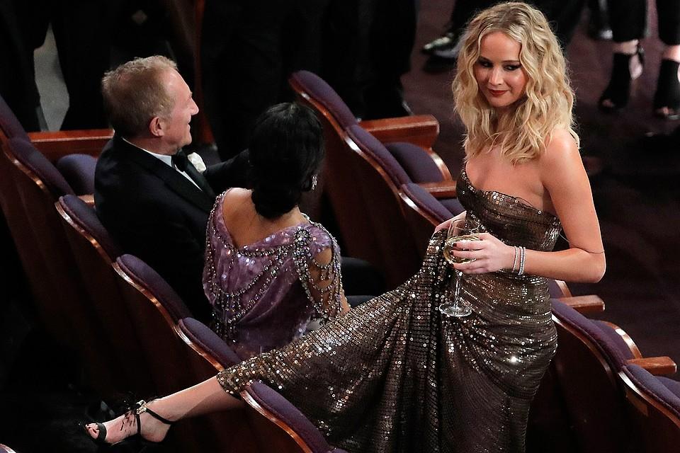 Дженнифер Лоуренс Хочет Секса – Пассажиры (2020)