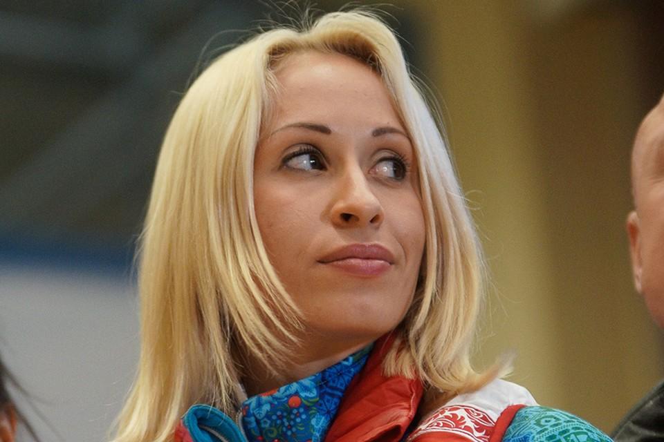 Биатлонистка Михалина Лысова