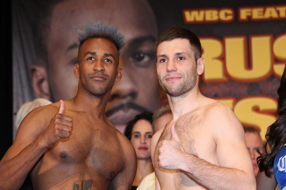 Кирилл Релих (справа) победил Рансеса Бартелеми. Фото: бокств.рф