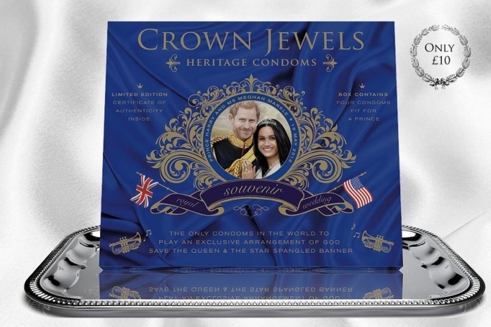 Фото: с сайта британской компании Crown Jewels
