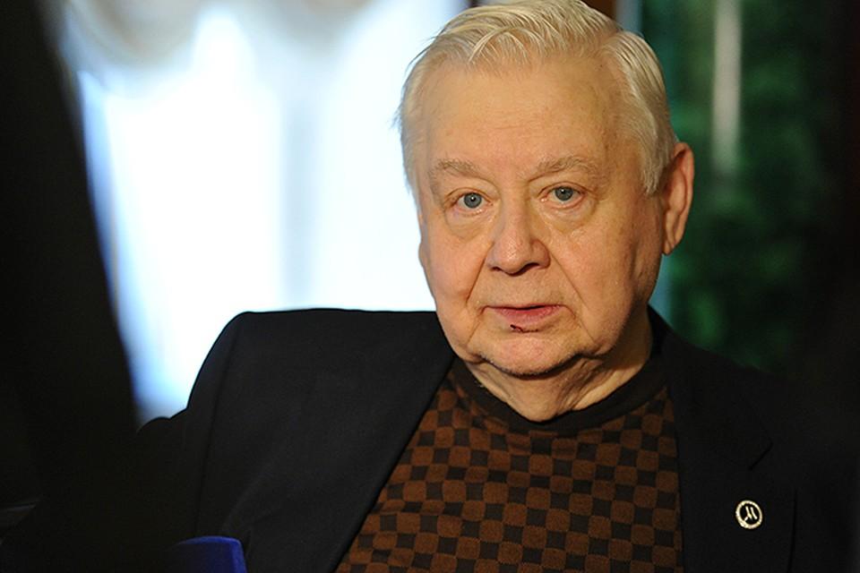Вчера Олегу Павловичу стало хуже. А сегодня днем сердце Табакова остановилось