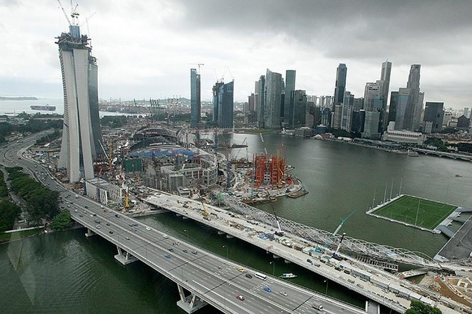 Дороже всего жизнь в Сингапуре