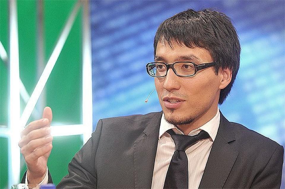 Президент Центра стратегических коммуникаций Дмитрий Абзалов
