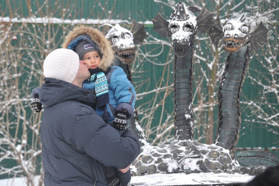 Отец может взять отпуск по уходу за ребенком. Автор фото: Александр ТИХОНОВ