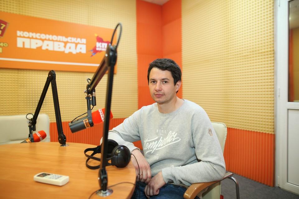Ставропольский полярник и врач Кирилл Зоря
