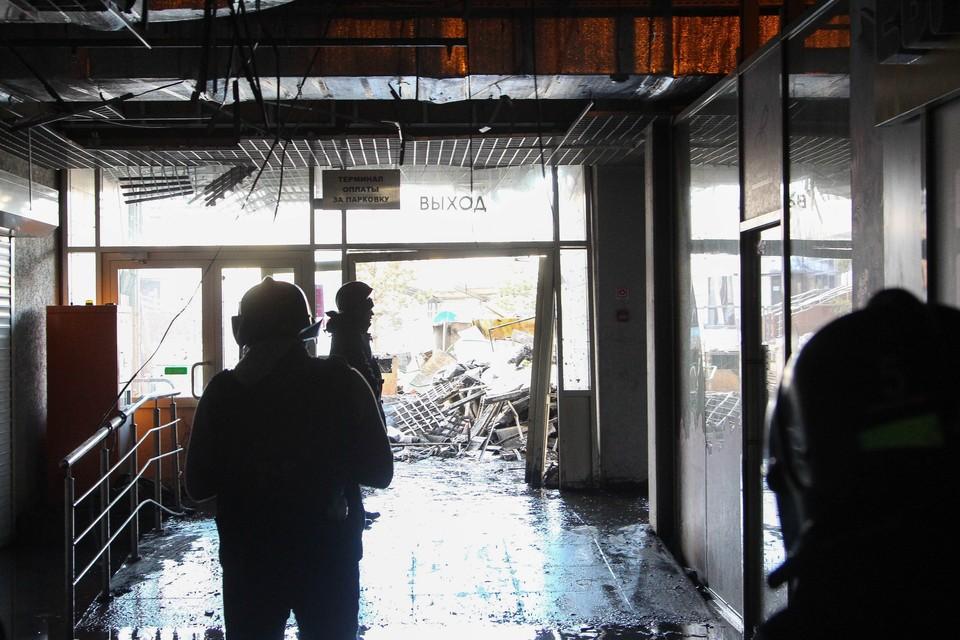 Были обнаружены тела всех 64 жертв пожара в кемеровском ТЦ