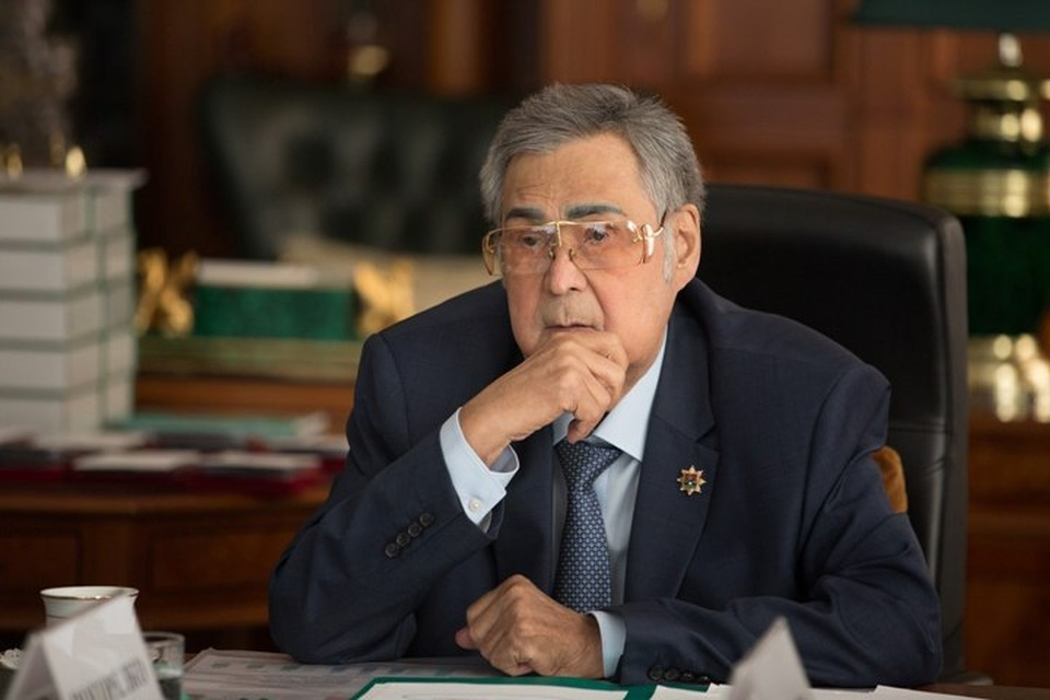 Тулеев руководил Кемеровской областью 20 лет. Фото: АКО