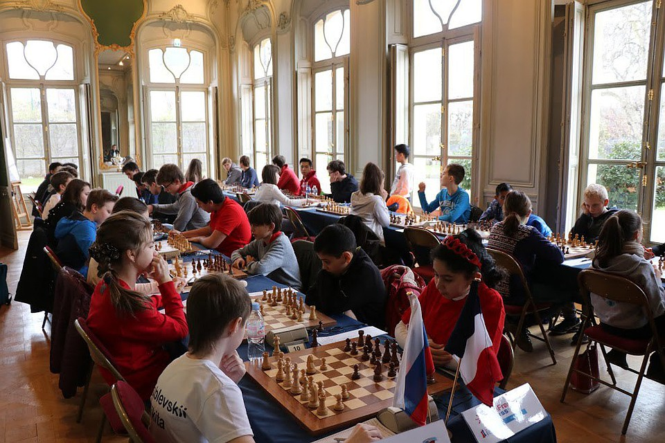 Фото: Murmansk Region Chess Team