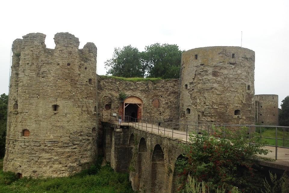 Крепости Копорье - 800 лет.