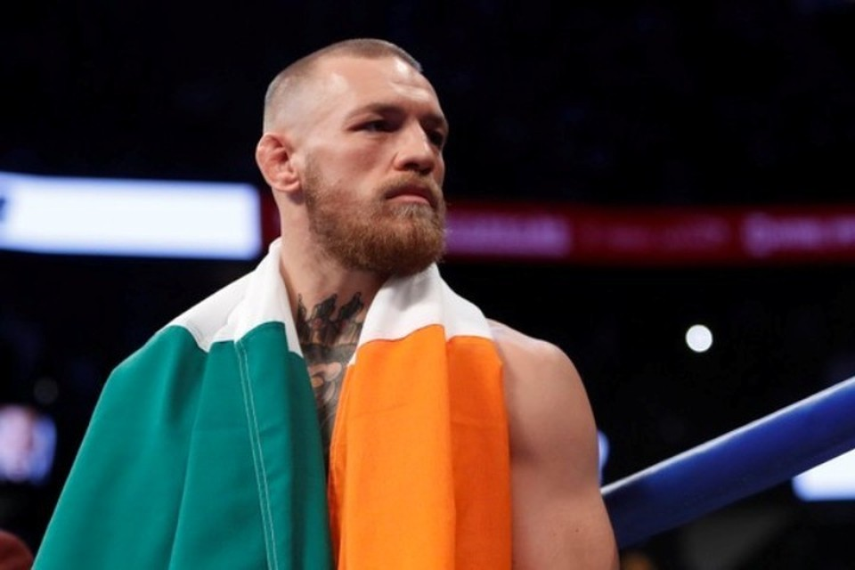 Бывший чемпион UFC в двух весовых категориях Конор Макгрегор