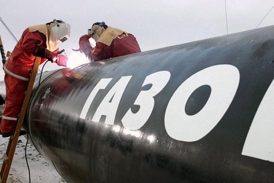 Спикер Верховной Рады увидел прямую милитаристскую угрозу в проекте «Северный поток-2»