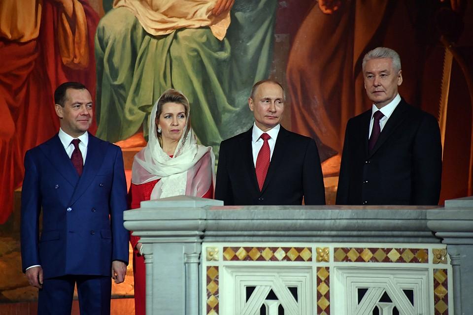 Торжество жизни, добра и любви: президент РФ обратился к россиянам по случаю праздника Пасхи
