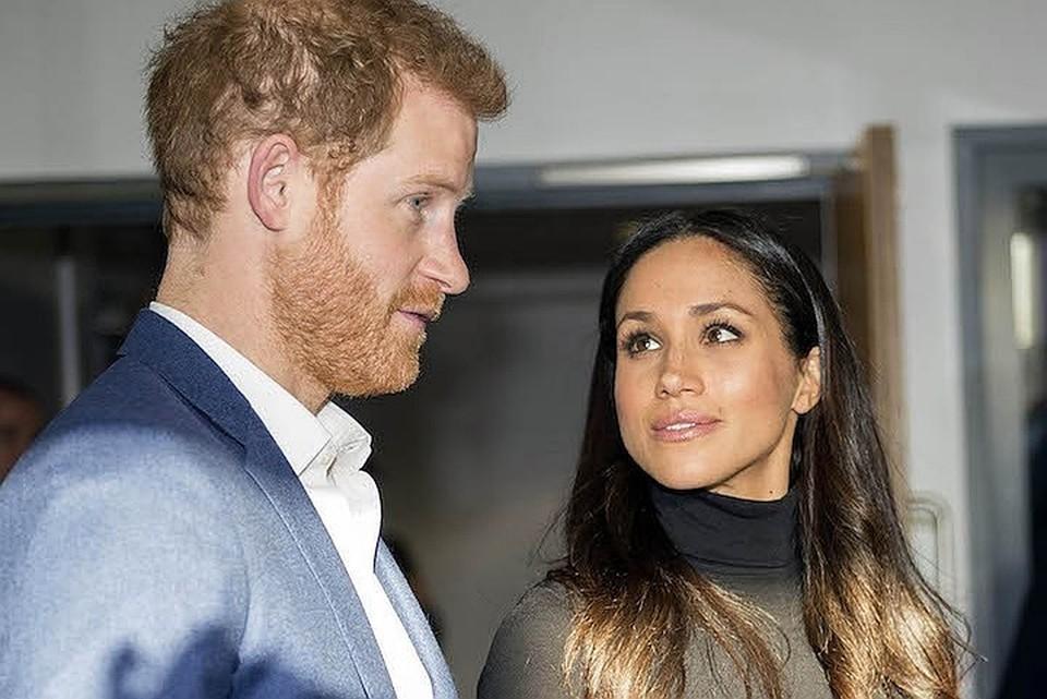 Свадьба принца Гарри и американской актрисы Меган Маркл назначена на 19 мая