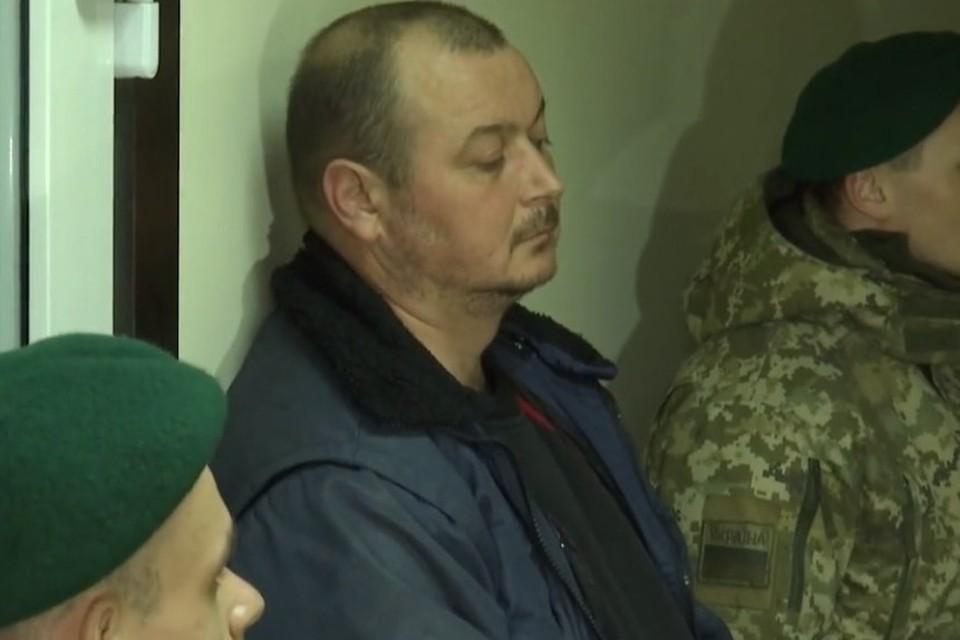 Владимир Горбенко в суде. Фото: YouTube