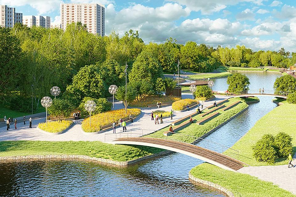Превзойти все мировые столицы: за последние годы в Москве появилось более 200 новых парков