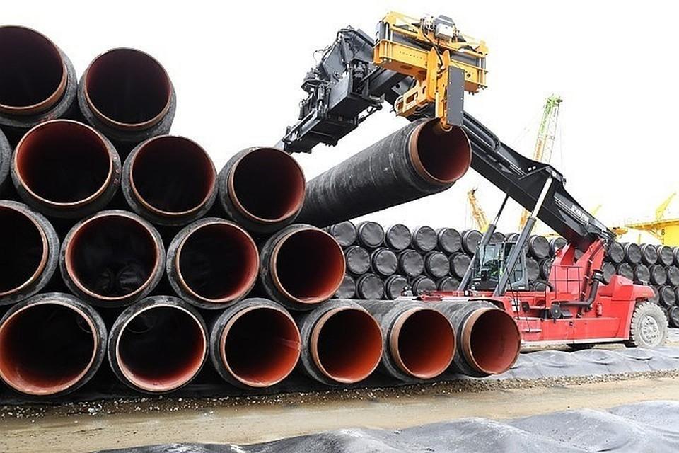 Газопровод Северный поток-2 свяжет Россию и Европу в 2019 году