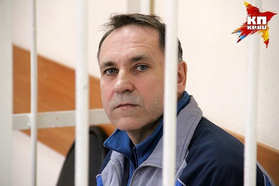 Евгений Чуплинский был арестован в 2006 году, но тогда его вину не доказали и отпустили на 10 лет